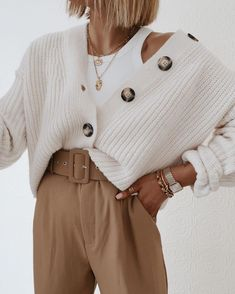 Cute Fall Outfits, Winter Fashion Outfits, Look Fashion, Spring Outfits, Trendy Outfits, Autumn Fashion, High Fashion, Casual Mode, Casual Fall