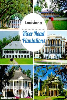 Along the Mississippi River, you can still find what remains of the River Road Plantations and a life that passed with the Civil War more than 150 years ago. These top 10 River Road Plantations will reveal to you beautiful architecture, rural Louisiana and important history lessons.