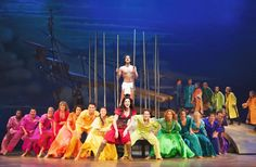 Joseph and the Amazing Technicolor Dreamcoat #lovetheatre