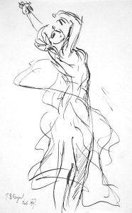 By Sargent, J. Singer - Dance