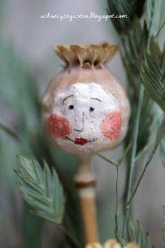 Garden Cottage, Garden Art, Herb Garden, Garden Types, Poppy Craft For Kids, Remembrance Day Poppy, Diy And Crafts, Crafts For Kids, Hydrangea Care