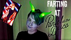 FARTING AT PANIC! AT THE DISCO?