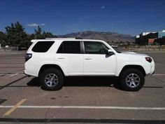 white 4runner trail edition 2014 | Toyota 4runner Trail Edition | Mitula Cars