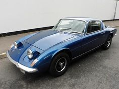 Lotus Elan + 2 1967 Metalic Blue with black trim. This incredible example has only had 2 Owners from new. The second fastidious owner has cherished this car for the last 30 years and now it is virtually better than when it left the factory. Although only having covered 42,000 miles from new, this car has been totally rebuilt to the highest standard having had a new galvanised chassis, new body, new wiring loom, rebuilt gearbox, rebuilt axle, new adjustable shock absorbers, new fuel tank and…