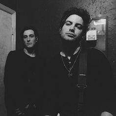 Nick Fotinakes & Travis Hawley of Night Riots