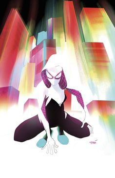 SPIDER-GWEN SPINS INTO HER OWN SERIES! - BECAUSE YOU DEMANDED IT! The breakout hit of the biggest Spider-Event of the century is taking comic shops by storm this winter with her own new ongoing series