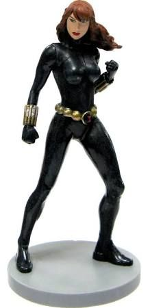 Disney Marvel Avengers Black Widow PVC Figure [Standing Loose]