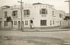Casa em épocas diferentes, fica localizada na Alameda Prudente de Moraes, esquina com a Fernando Moreira (Rua dos Chorões) e Princesa Isabel. A segunda foto é de 2012, e o interessante é que apesar…