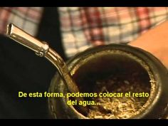 #Video for Learning Spanish: How to make 'mate' | Here's another great video for learning Spanish. It gives you practice in Spanish listening comprehension. #LearnSpanish #Argentina