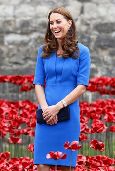 Pin for Later: Kate Middleton Reprend du Service Malgré Ses Nausées Matinales