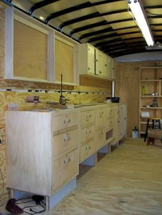 Portable Cargo Trailer Workshop Cargo Trailers Storage And Organizations