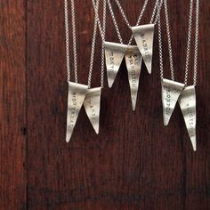 sterling silver necklace vintage travel by RandPapeleJewelry, $76.00
