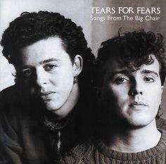 "Hoy suena en @SpotifyARG ""Everybody Wants To Rule The World"" de Tears For Fears"
