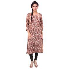 Buy PRAPUN Beige Khadi Kurti by Prapun, on Paytm, Price: Rs.1000
