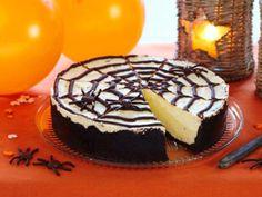 Skremmende god ostekake til Halloween