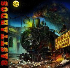 Força Metal BR: Basttardos: O Último Expresso completa um ano!!
