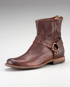 Frye Phillip Harness Boots    $258.00