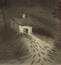 Alfred Kubin - The Rat House