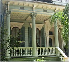 garden district new orleans homes | New Orleans Homes and Neighborhoods » Garden District Homes Photos (2 ...