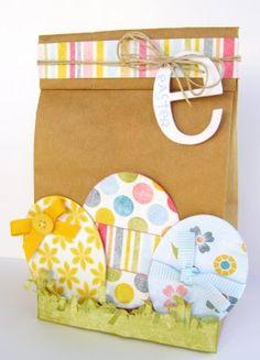 Easter....bag?!?  CUTE!