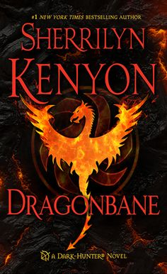 Cover reveal Dragonbane (Were-Hunter #9) by Sherrilyn Kenyon -On sale August 4th 2015 by St. Martin's Press -Out of all the mysterious boarders who call Sanctuary home, no one is more antisocial or withdrawn than Maxis Drago. But then, it's hard to blend in with the modern world when you have a fifty foot wingspan.  Centuries ago, he was cursed by an enemy who swore to see him fall. An enemy who took everything from him and left him forever secluded.