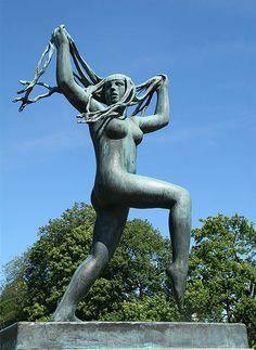 The Vigeland Sculpture Park | Oslo, Norway