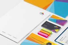 8 Free Photorealistic Stationery Branding PSD Mockups on Behance