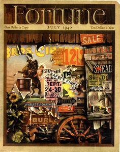 Fortune - July, 1940 | OldBrochures.com