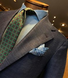 #orazioluciano Jacket, #100hands Shirt, #Kiton Cravate, #Altea Pochette ! #Montulet