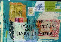 'Inky Fingers'