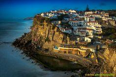 Praia das Azenhas do Mar, Portugal