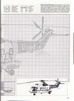 Super Puma Helicopter #4/4 Gallery.ru / Фото #166 - 167 - markisa81