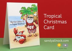 sandy-allnock-tropical-christmas-card