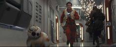 Star Wars: The Last Jedi // Poe Dameron and BB8