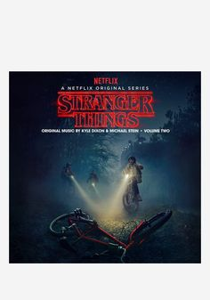 Soundtrack - Stranger Things Vol 2 Collector's 2 LP (Color)