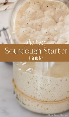 The Recipe + Guide to Sourdough Starter  Sourdough A detailed guide on creating your own sourdough starter – step by step. Includes all you need to know to nurture a starter plus frequently asked questions. Sourdough starter – Sourdough Recipe – Sourdough Starter Recipe – Creating a Sourdough Starter – Sourdough Starter Maintenance – Maintaining a Sourdough Starter