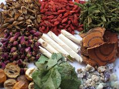 Chinese Herbal Medicine — Thrive Integrative Medicine