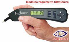Paquímetro Corneal Ultrasónico