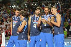 VISTO DAL basso    : VOLLEY Ora il ct Blengini sa cosa serve all'Italvo...