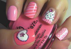 Fashionista Girl: Art Nails