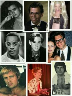 All cast before NCIS
