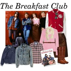"""""""The Breakfast Club"""" by torr213m on Polyvore"""