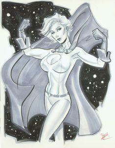 Powergirl by MichaelDooney.deviantart.com on @deviantART