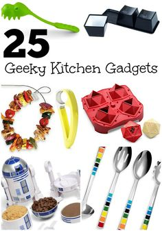 25 Geeky Kitchen Gadgets I Need