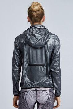 Shay Windbreaker Running Jacket by Bandier