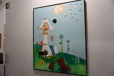 Bel Fullana #SoloProject Galería L21 #Louis21Gallery Feria Estampa 2015 Madrid. #ArtFair #ArteContemporáneo #ContemporaryArt #Art #Arte #Arterecord https://twitter.com/arterecord