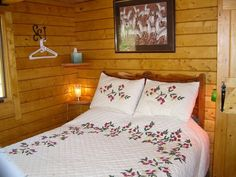 Conestoga Log Cabins has been providing quality small cabin kits to customers since Contact us today for more information on our Vacationer Log Cabin. Log Cabin Furniture, Rustic Wood Furniture, Western Furniture, Furniture Design, Rustic Cabin Decor, Lodge Decor, Rustic Cabins, Prefab Cabins, Log Cabins