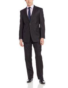 Tommy Hilfiger Men's Nathan Micro Stripe 2 Button Side Vent Suit, Black, 38 Regular Tommy Hilfiger,http://www.amazon.com/dp/B00FASMS8E/ref=cm_sw_r_pi_dp_ozrvtb0024ENZCT1