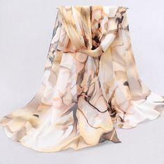 Fashion Women Ladies Chiffon Scarf Soft Shawl Wrap Neck Warm Stole Scarves New #Unbranded #ShawlWrap