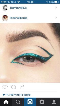 Amazing eyeliner!